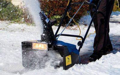 Best Snow Joe snow blowers min: photo