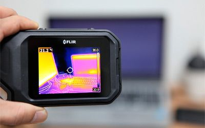 Best thermal cameras min: photo