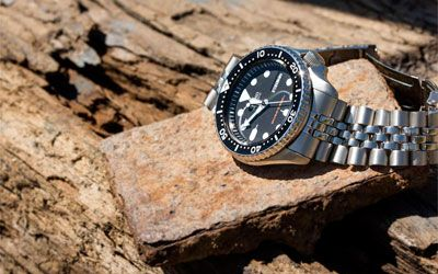 Best Seiko watches for men min: photo