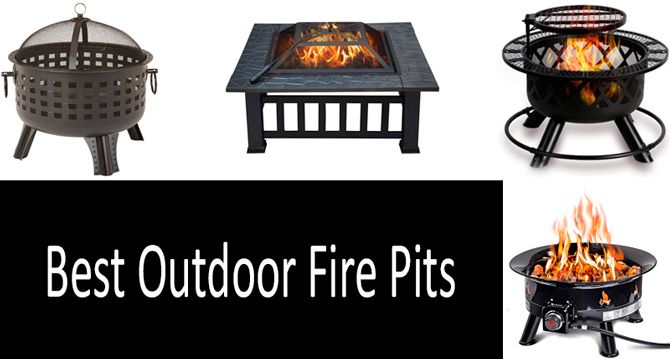 Best fire pits: photo