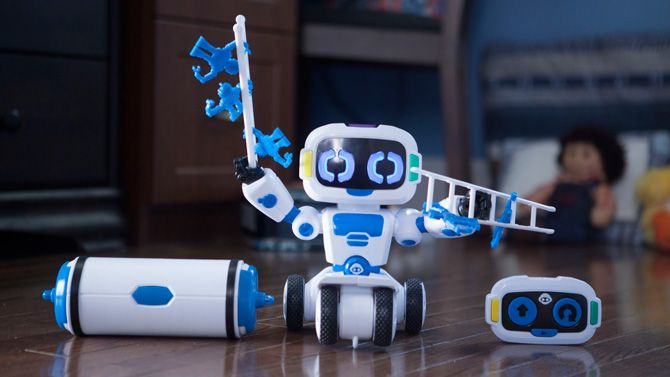 Best Robot toys: photo