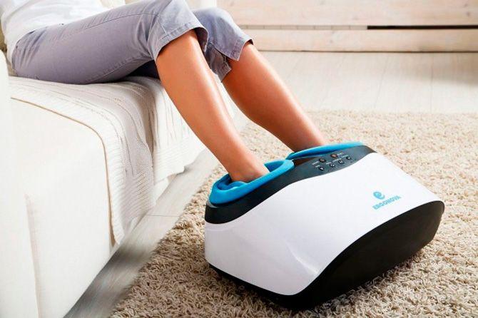 Fußmassagegerät: foto