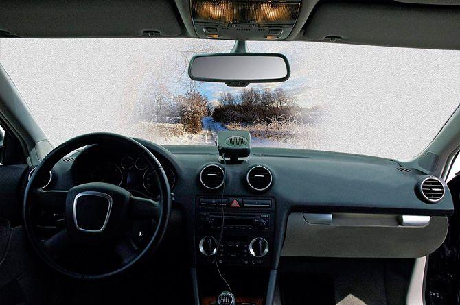 Heizlüfter auto: foto
