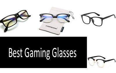 Best gaming glasses min: photo
