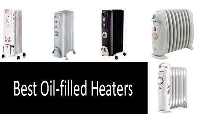 Best oil filled heaters min: photo