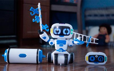 Best Robot toys min: photo