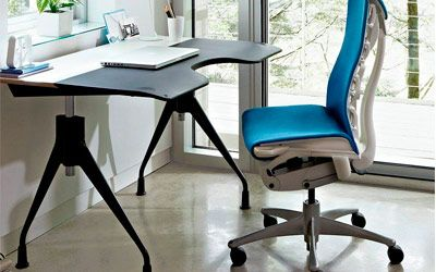 Best ergonomic office chairs min: photo