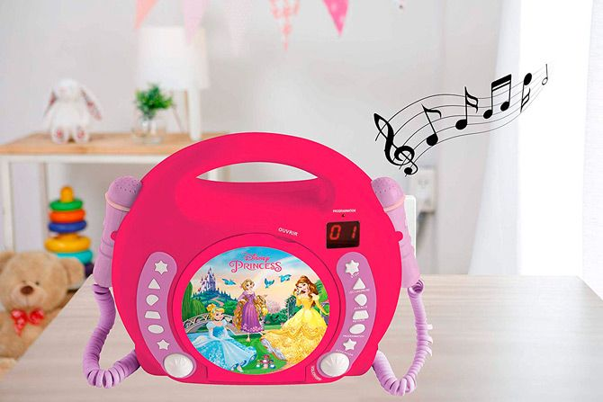 Best kids cd player: photo