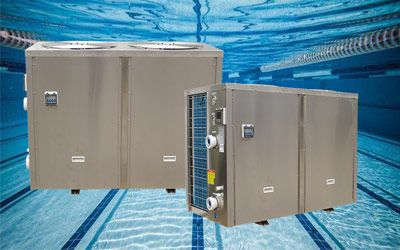 Best pool heat pumps min: photo
