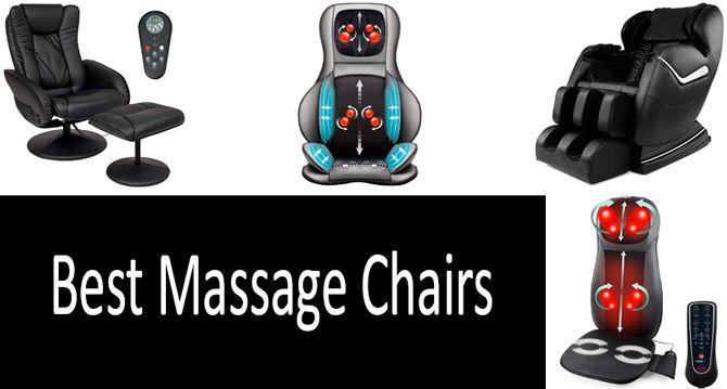 Best Massage Chair 2020.Best Massage Chairs In 2020 Full Body Shiatsu Buyer S Guide