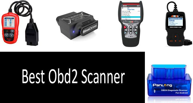 TOP-7 Best Obd2 Scanners in 2019 from $10 to $99