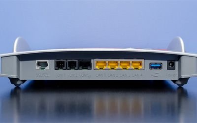 Best DSL Modems min: photo
