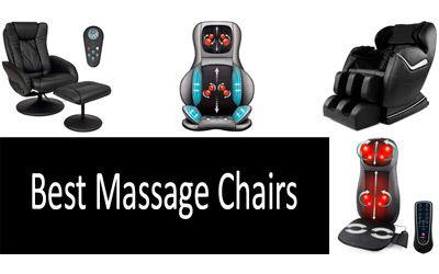 Best massage chairs min: photo