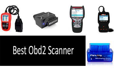 Best OBD2 Scanners min: photo