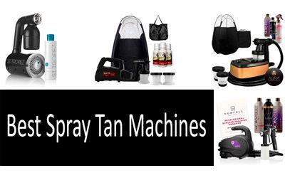 Best spray tan machines min: photo