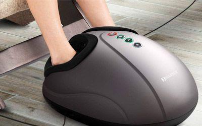 meilleurs appareils de massage des pieds min: photo