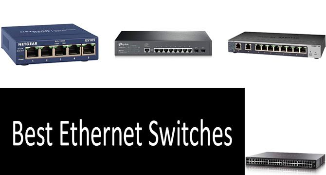 Best Ethernet Switch: photo