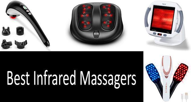 Best infrared massagers: photo