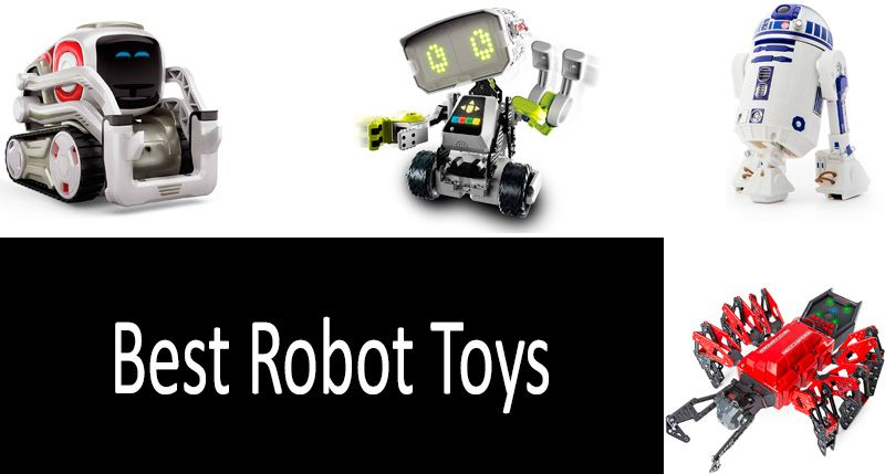 Kids Smart Robot Talking Control Interactive Voice Changing Toy Gift