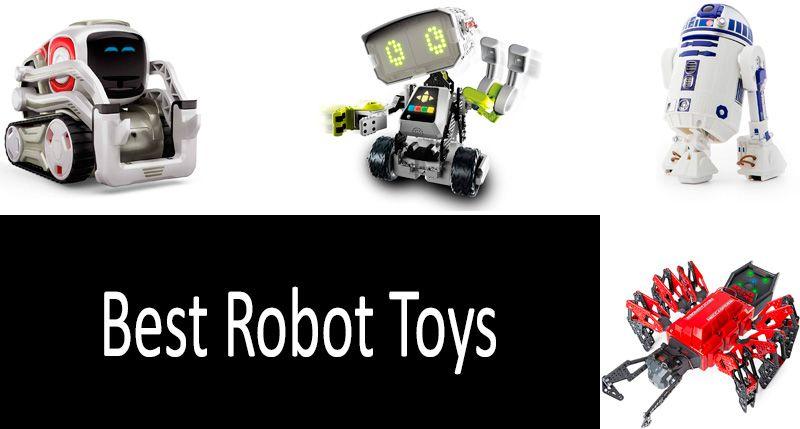 Best Stem Robot Toys 2020 Christmas 15 Best robot toys in 2020 | STEM & educative toys. Buyer's guide