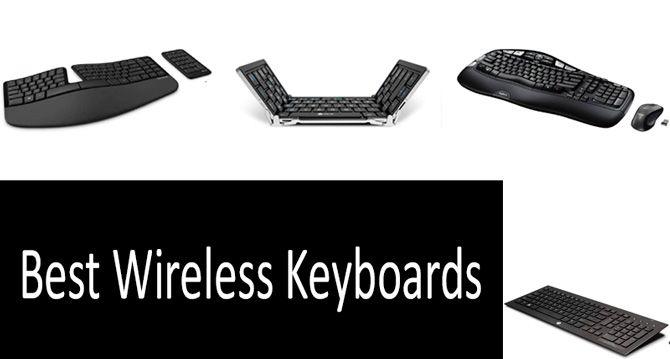 Windows PC 59 Keys Ultra Slim Mini Bluetooth Keyboard with Touch Pad Panel RR6V Value-5-Star