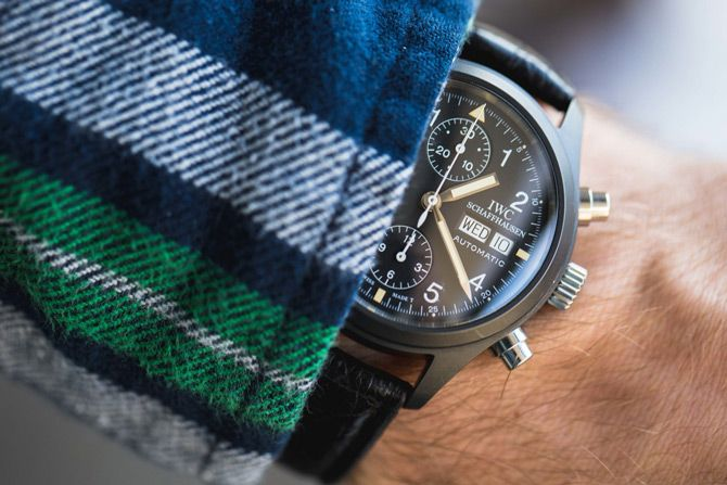 Best chronograph watches: photo