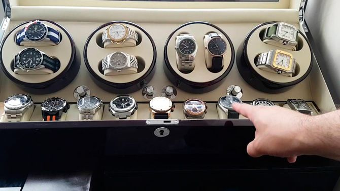 Best watch winders: photo