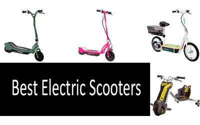 Best electric scooters min: photo