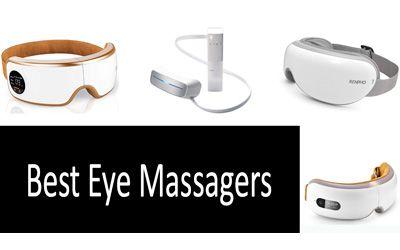 Best eye massagers min: photo