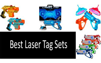 Best laser tag sets min: photo