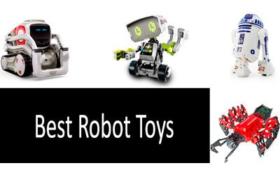 Best Robot toys min: photo