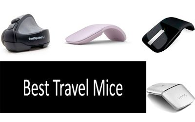 Best travel mice min: photo