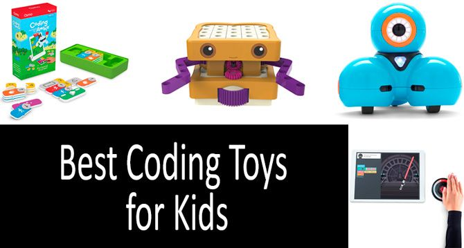 Best coding toys for kids: photo