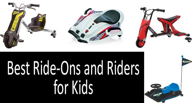 Ride-On Devices: photo