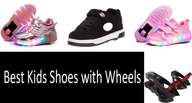 tennis shoes with rollers