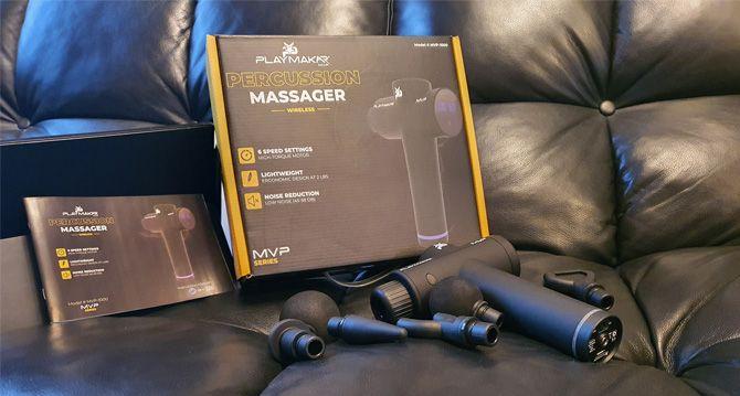 PlayMakar MVP Massager Review: photo