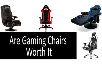 Are Gaming Chairs Worth It min: photo