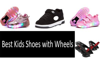 Best Kids Shoes with Wheels min: photo