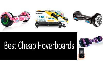 Best cheap hoverboards min: photo