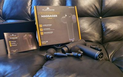 PlayMakar MVP Massager Review min: photo