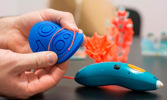 Best 3d pens for kids: photo