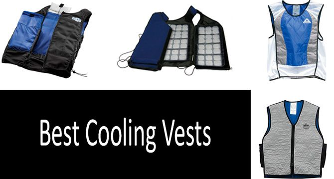 RA15 Ice Cooling PVA Vest Summer Outdoor Work High Temperature Worker Protect