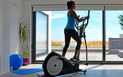 Best Cross Trainer Machines min: photo