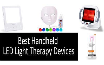 Best handheld led light therapy devices min: photo