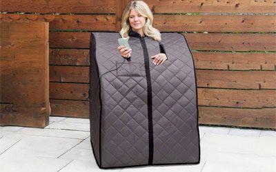 Best Portable Saunas min: photo