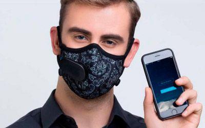 Best air respirators & smart masks min: photo