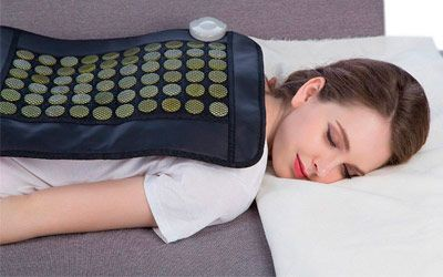 Best infrared heating pads min: photo