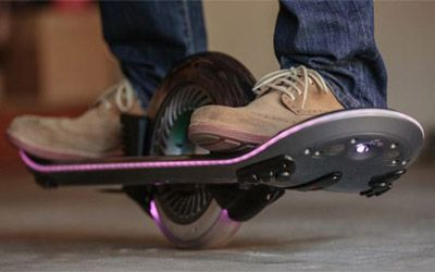 Best One Wheel Hoverboards min: photo