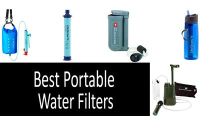 Best Portable Water Filters min: photo