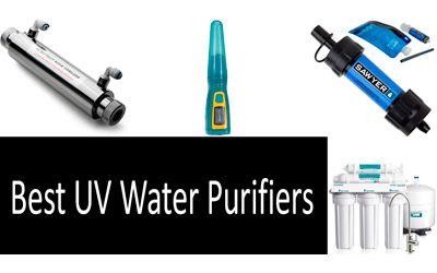 Best UV Water Purifiers & Sterilizers min: photo